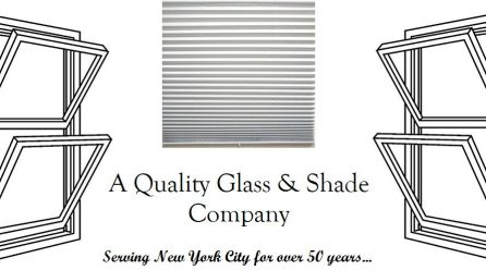 A Quality Glass & Shade